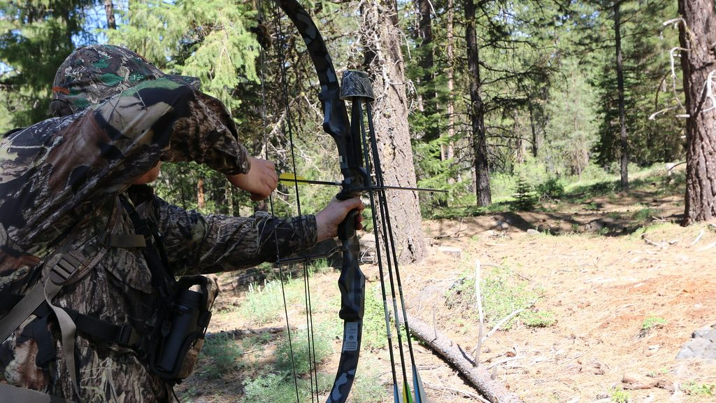 Complete Guide on How to Aim A Recurve Bow
