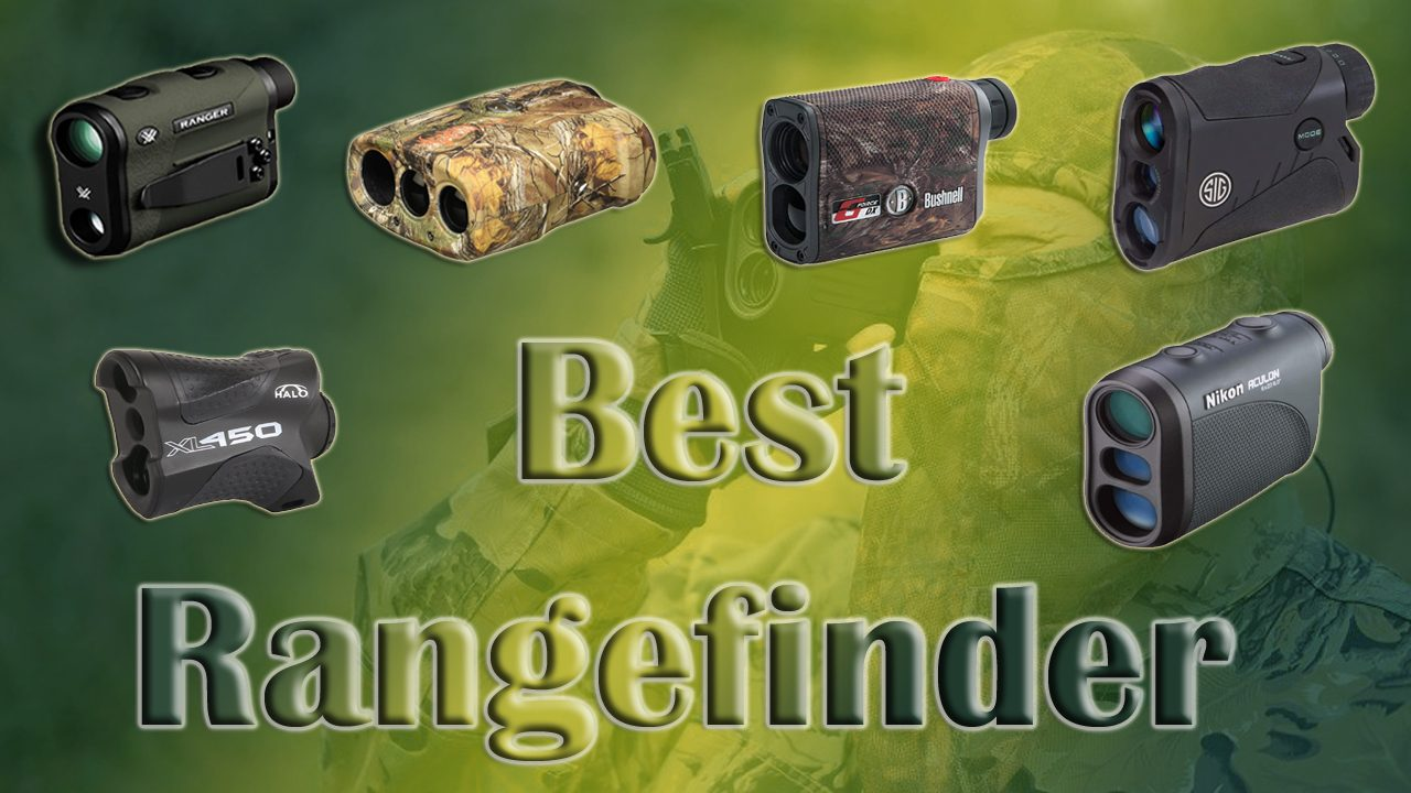 Best Rangefinder for Hunting – Reviews for 2020
