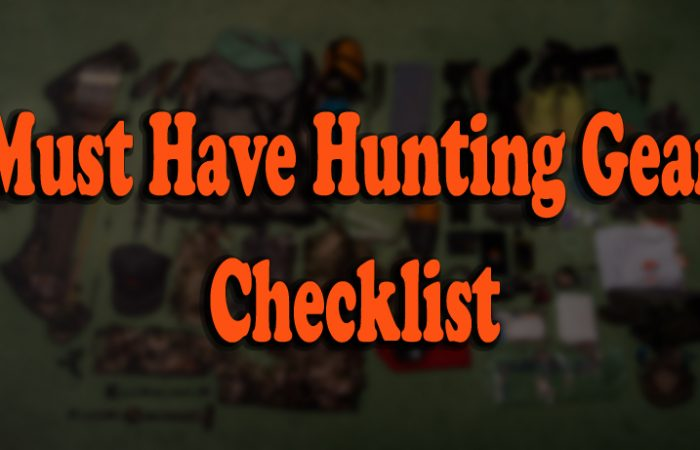 15-Must-Have Hunting Gear- Hunters Keep Up With