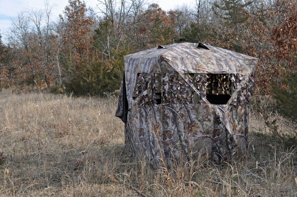 best-Ground-blinds-for-bow-hunting