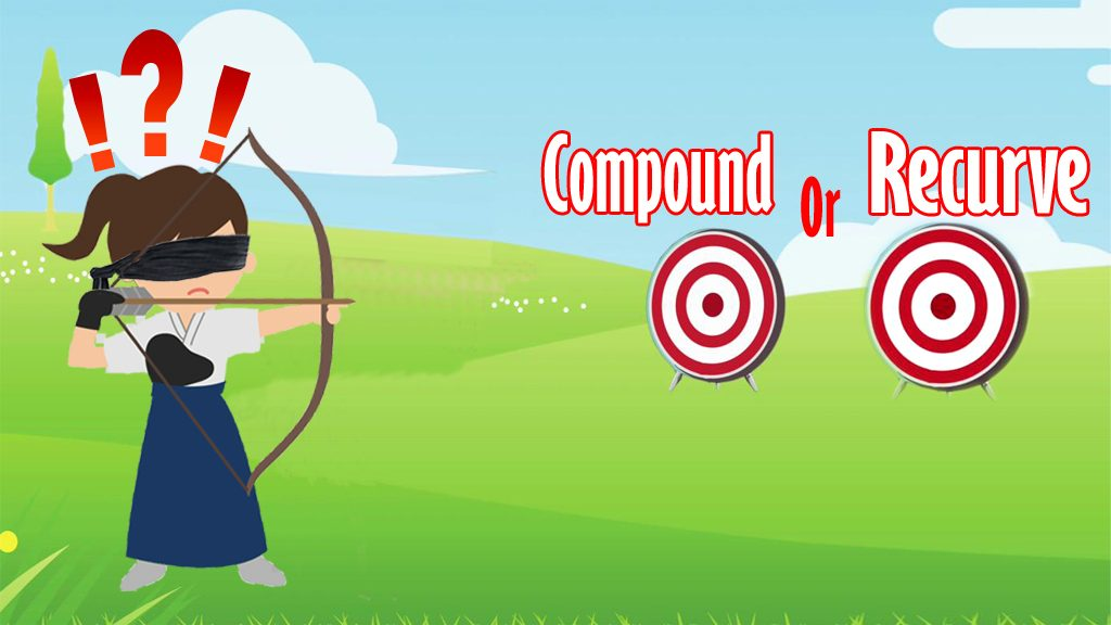 recurve-bow-vs-compound-bow