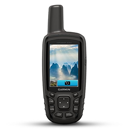 Garmin-GPSMAP-64SC review